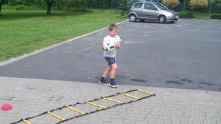 Psiaki Futbolaki - Wojciech 7 lat