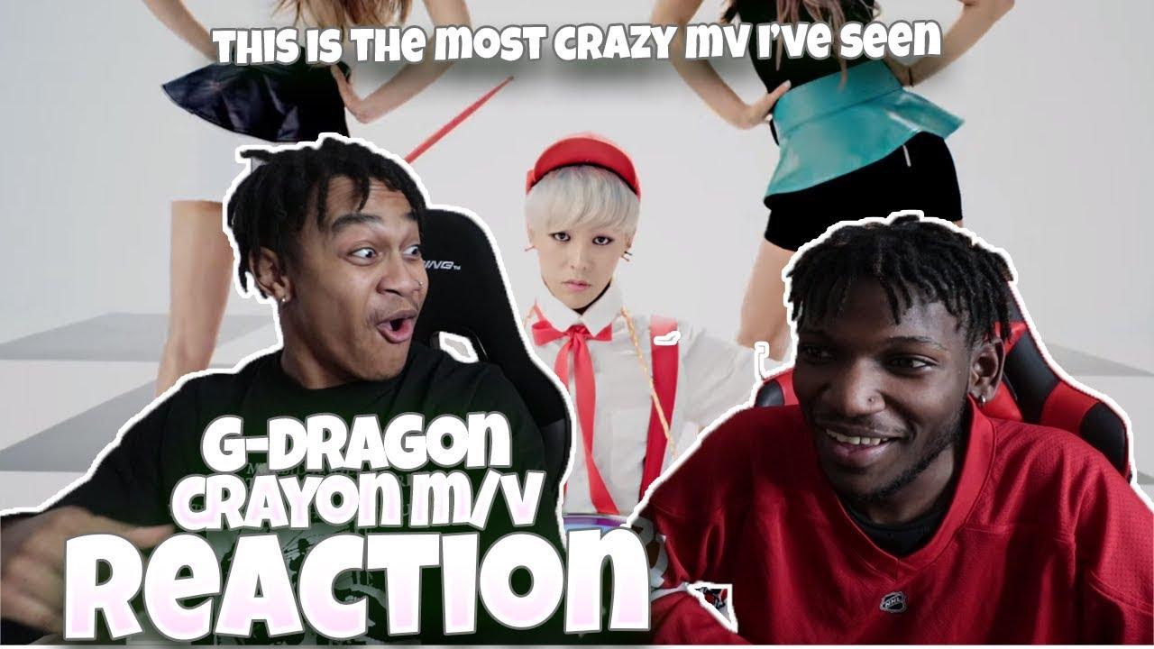 G Dragon Crayon 크레용 M V