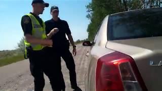 Кривой Рог отправил в Херсон полицию на скучные работы