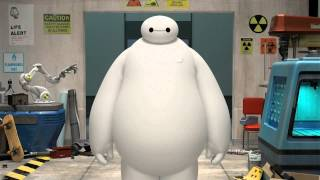 Baymax interview (Scott Adsit) from Big Hero 6