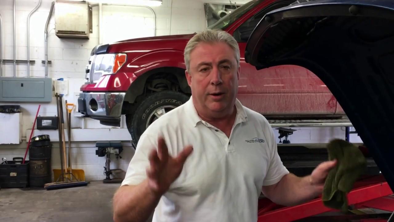 Tip Oil Change Mechanic