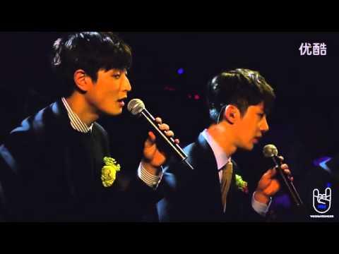 131127 2AM Mini live JinWoon& Kwon Foucs   Regret 후회할거야 高清