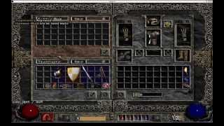Trading in Diablo2 [Gameplay]