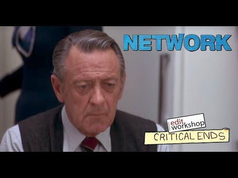 """Editor Alan Heim, ACE on Editing Beatrice Straight's Performance in """"Network"""""""
