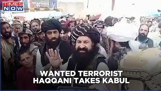 Khalil Haqqani takes charge of Kabul