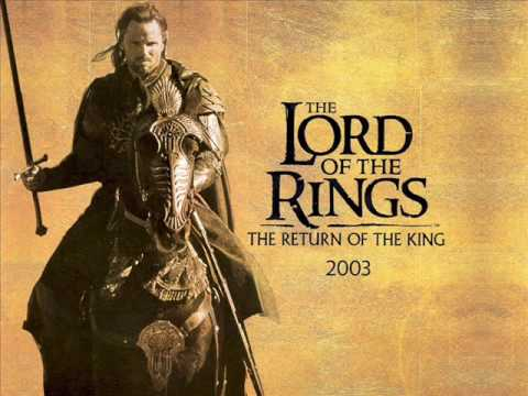 The Lord of The Rings - The Return of The King (soundtrack)