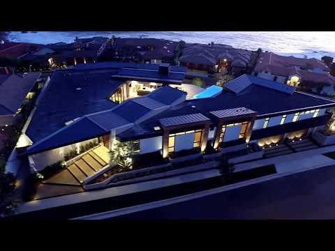 Luxury MEGA MANSION Overlooking the Pacific Ocean $24,000,000 in Los Angeles California