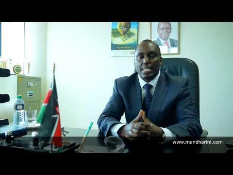 Kenya Tourism Board's Muriithi Ndegwa on Mandharini Kilifi, Africa's Best Development