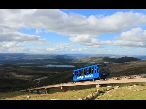 CairnGorm Mountain - Funicular Railway