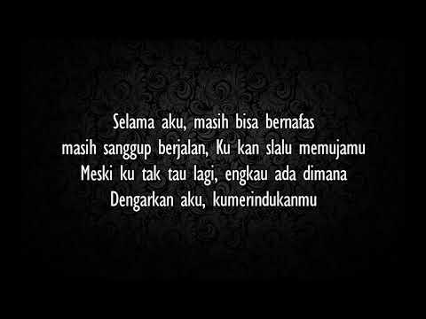 D'Masiv - Merindukanmu (lirik)
