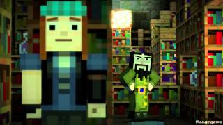Minecraft Story Mode - Full Episode 1  -  Gameplay Walkthrough - No Commentary [ HD ](Minecraft Story Mode - Full Episode 1 Gameplay Walkthrough - No Commentary [ HD ], 2015-10-13T18:26:24.000Z)