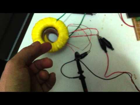 видео: Емкостной трансформатор
