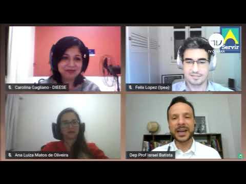 Frente parlamentar debate serviço público no contexto da reforma administrativa - 17/11/20