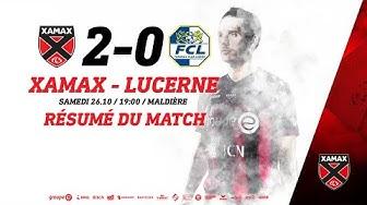 Neuchâtel Xamax FCS - FC Lucerne (26.10.2019)