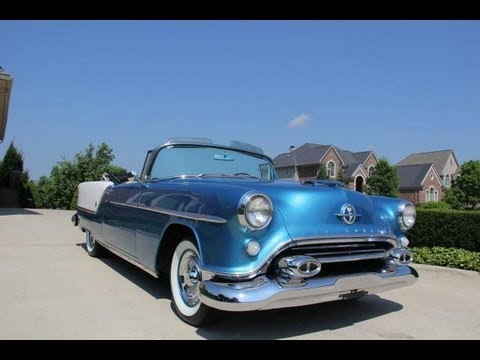 1954 oldsmobile 88 convertible classic muscle car for sale for Vanguard motors for sale