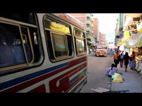 Cochabamba, Bolivia / Cityvideo/ 04.2012/ HD