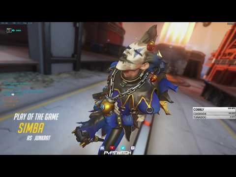 'PvpTwitch' FIRST JUNKRAT EVER IN TOP 8 on PC - 4700sr