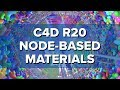 Node-Based Materials for Cinema 4D's Phy