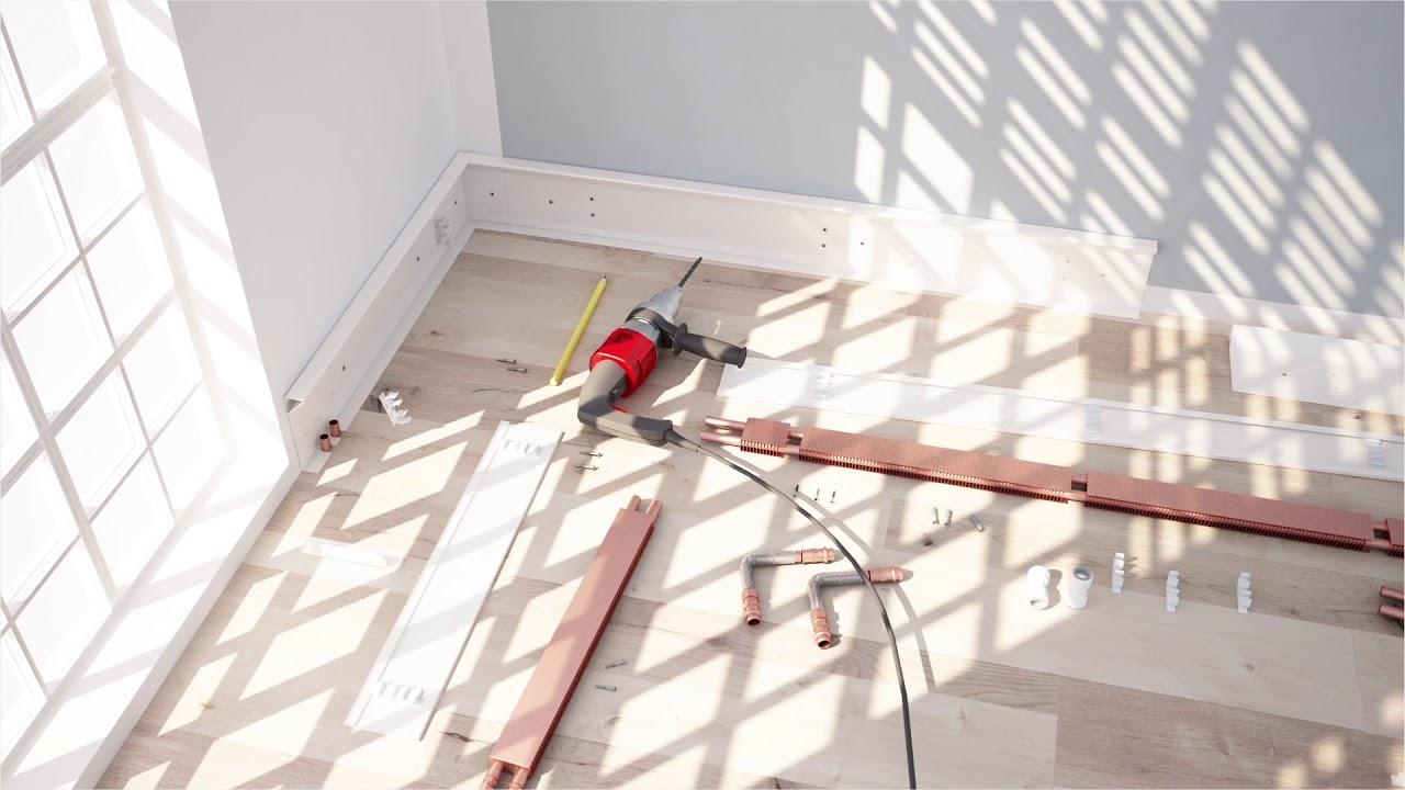 heizleisten selber bauen good rohrsystem im trockenbau with heizleisten selber bauen. Black Bedroom Furniture Sets. Home Design Ideas