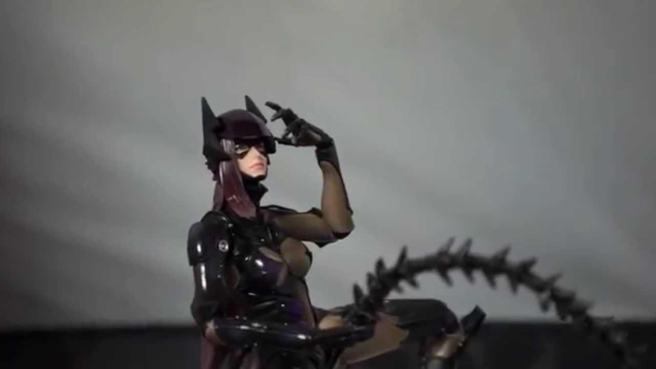 Tetsuya Nomura Catwoman
