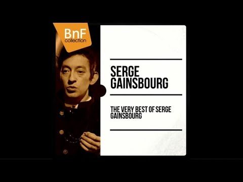 Serge Gainsbourg - Best Of (full album)