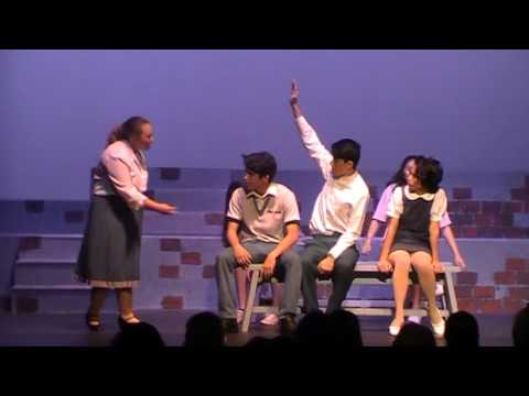 "Buena Park High School presents ""Blood Brothers"" by Willy Russell (Act Two)"