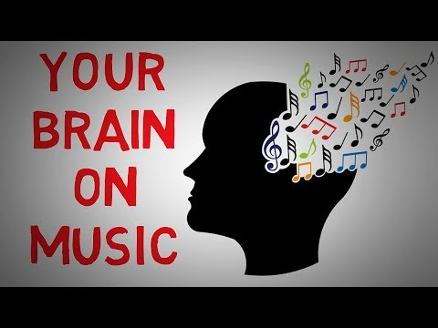 This Is Your Brain On Music - How Music Benefits The Brain (animated)