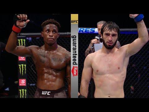 UFC 253: Хаким
