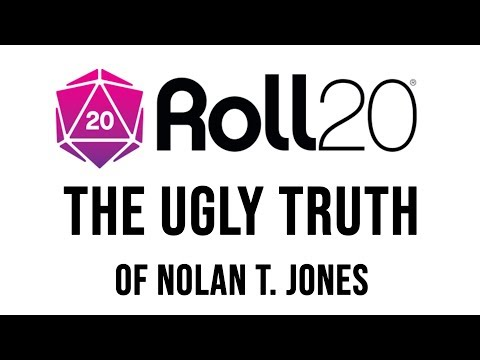 The Simple Truth - What Happened With Nolan and Roll20 - YouTube
