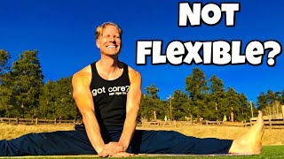 5 Beginner Stretches for Inflexible People - Sean Vigue Fitness