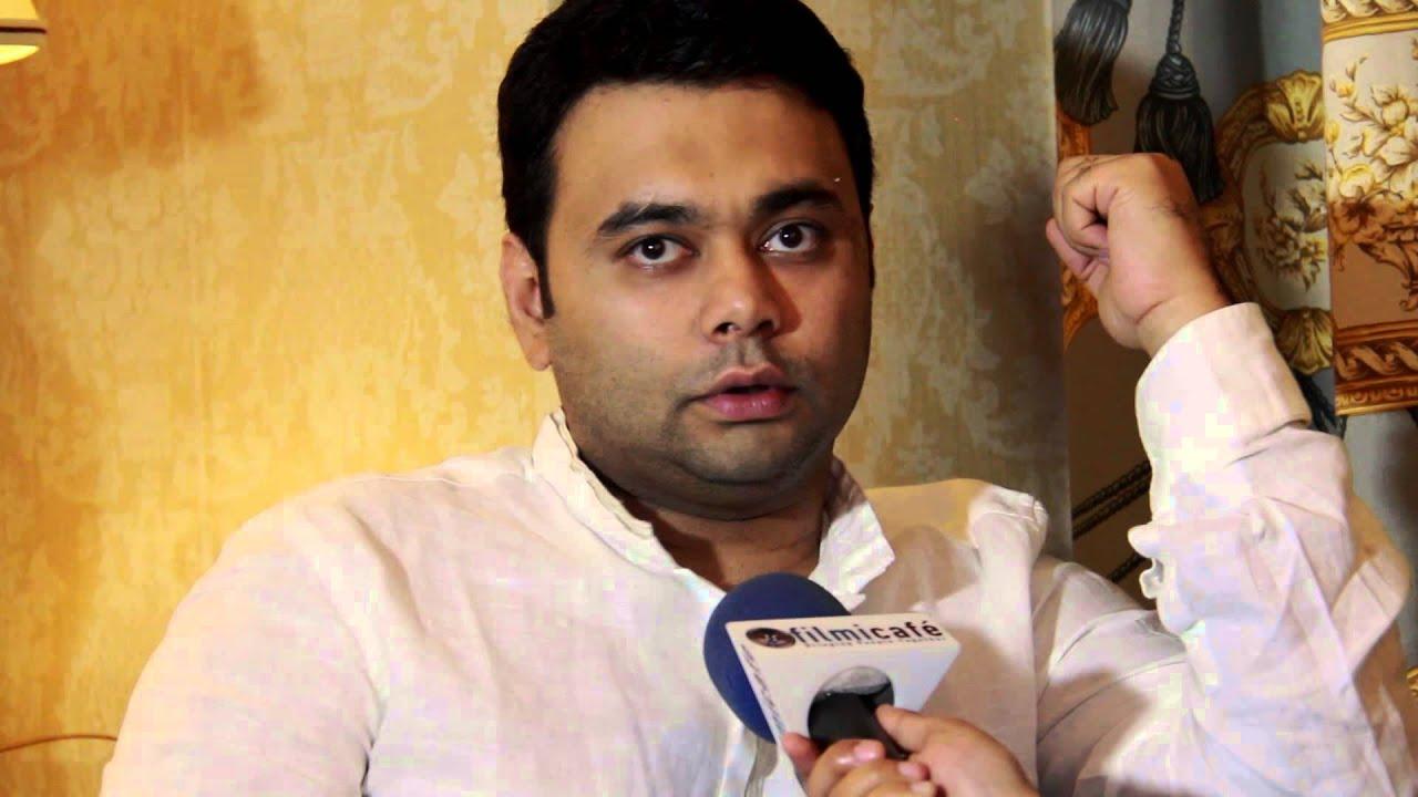 Maneesh Sharma Maneesh Sharma Shuddh Desi Romance Interview TIFF 2013