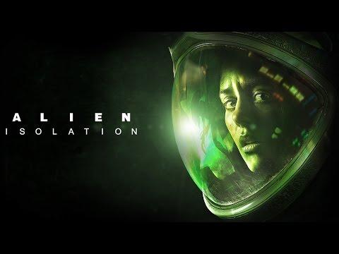 Лучшая игра про Чужого! - Alien: Isolation прохождение. #1