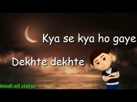 True Love Hurts Whatsapp Status Breakup Whatsapp Status In Hindi Youtube