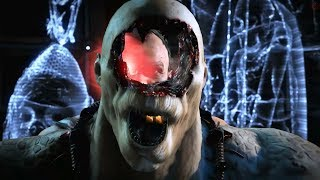 Mortal Kombat X ALL FATALITIES on Goro