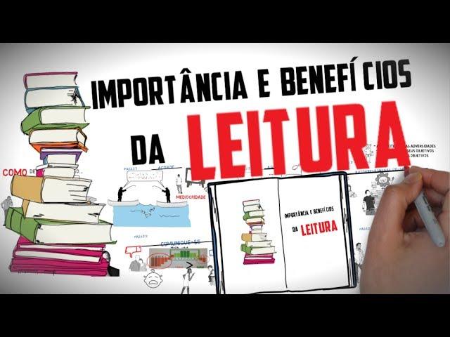 A Importância e Benefício da Leitura | SejaUmaPessoaMelhor
