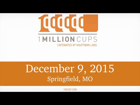 1 Million Cups--Springfield--Command Family Medical & Stratigraphic Productions LLC
