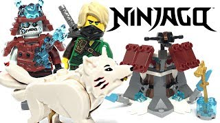 LEGO Ninjago Lloyd's Journey review! 2019 set 70671!
