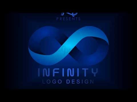CorelDraw Mobius Strip Infinity Logo Design
