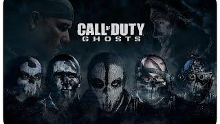 Call of Duty Ghosts Pelicula Completa Español - Todas Las Cinematicas 1080p - Game Movie