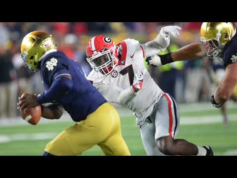 Legge's Thoughts: UGA Takes over South Bend