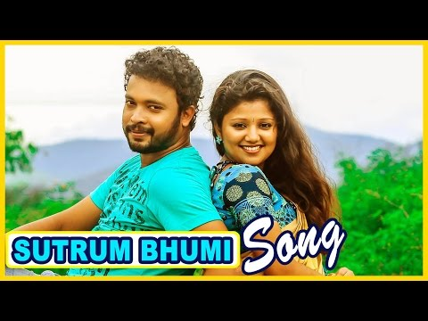 Unnai Paartha Naal | Sutrum Bhumi | Video Song | New Tamil Movie | Ajith | Anuoop | Sandtra
