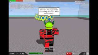 Roblox magic lesson