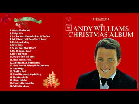 The Andy Williams Christmas -  Most Wonderful Time of the Year