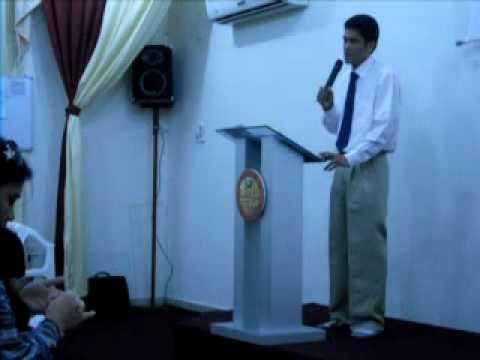 Pastor Phillip Borja (God's Love For Man) 4