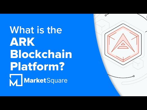 What is the ARK Blockchain Platform? | Blockchain for Developers | Typescript Blockchain