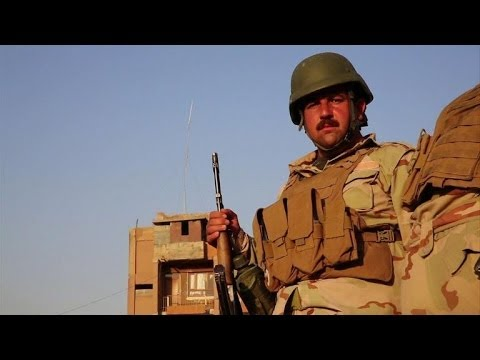 Kurdish Peshmergas warn jihadist group ISIL now well-equipped