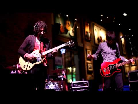 The Lysergic Suite - Earth and Water (live at Manchester Hard Rock Cafe, 21st Nov 2010) [1080p HD]