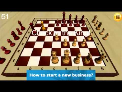 Download And Play Android Gameplay Chess 3D On Your Mobile Phone 2013 HD