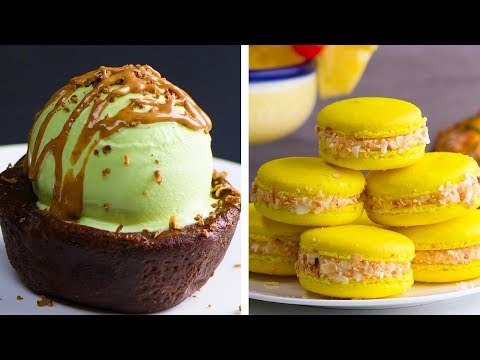 Yummy Small Bite Dessert Ideas for the Perfect Party I Amazing Desserts by So Yummy