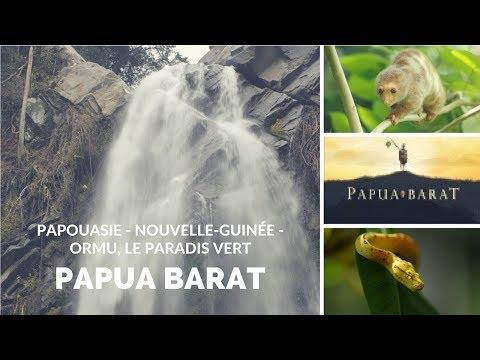 Papouasie  NouvelleGuinée  Ormu, le paradis vert  Papua Barat